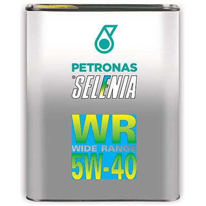 Синтетическое моторное масло Selenia 5w-40 WR Diesel 2L