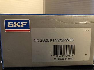Подшипник NN3020 KTN9/SPW33 SKF