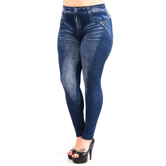 Лосины женские под джинс размер 46-50 A445