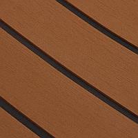 EVA искусственный тик тёмно-коричневый Color 3