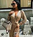 Кардиган-платье люрексовая нить (2 цвета), фото 6