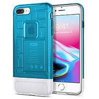 Чехол Spigen для iPhone 8 Plus Classic C1, Blueberry (055CS24428), фото 1