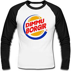 Футболка с длинным рукавом Dimmu Borgir - Burger King