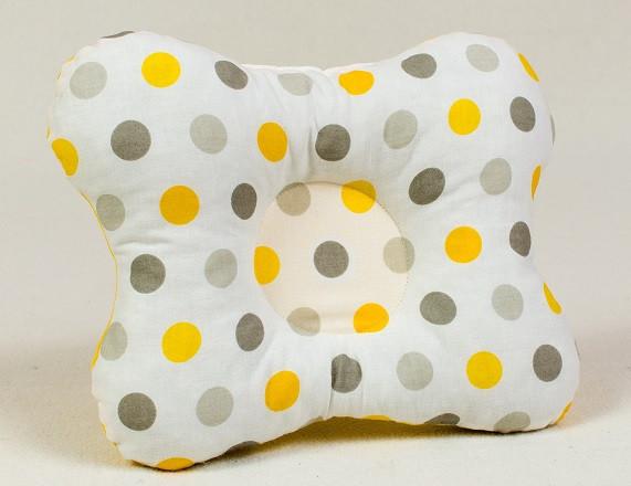 Подушка-бабочка детская ортопедическая