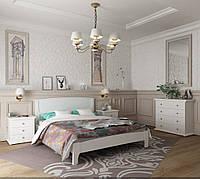 Деревянная кровать Бегония от производителя Кемпас, магазин МК