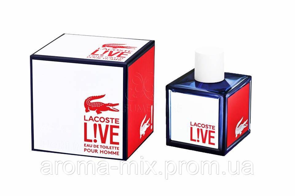 Lacoste Live Pour Homme - мужская туалетная вода