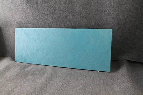 Керамогранитный дизайн-обогреватель Изморозь бирюзовый 858GK5dIZJA643, фото 2
