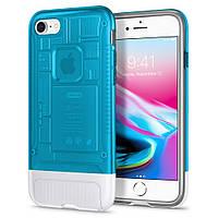 Чехол Spigen для iPhone SE 2020/8/7 Classic C1, Blueberry (054CS24426)