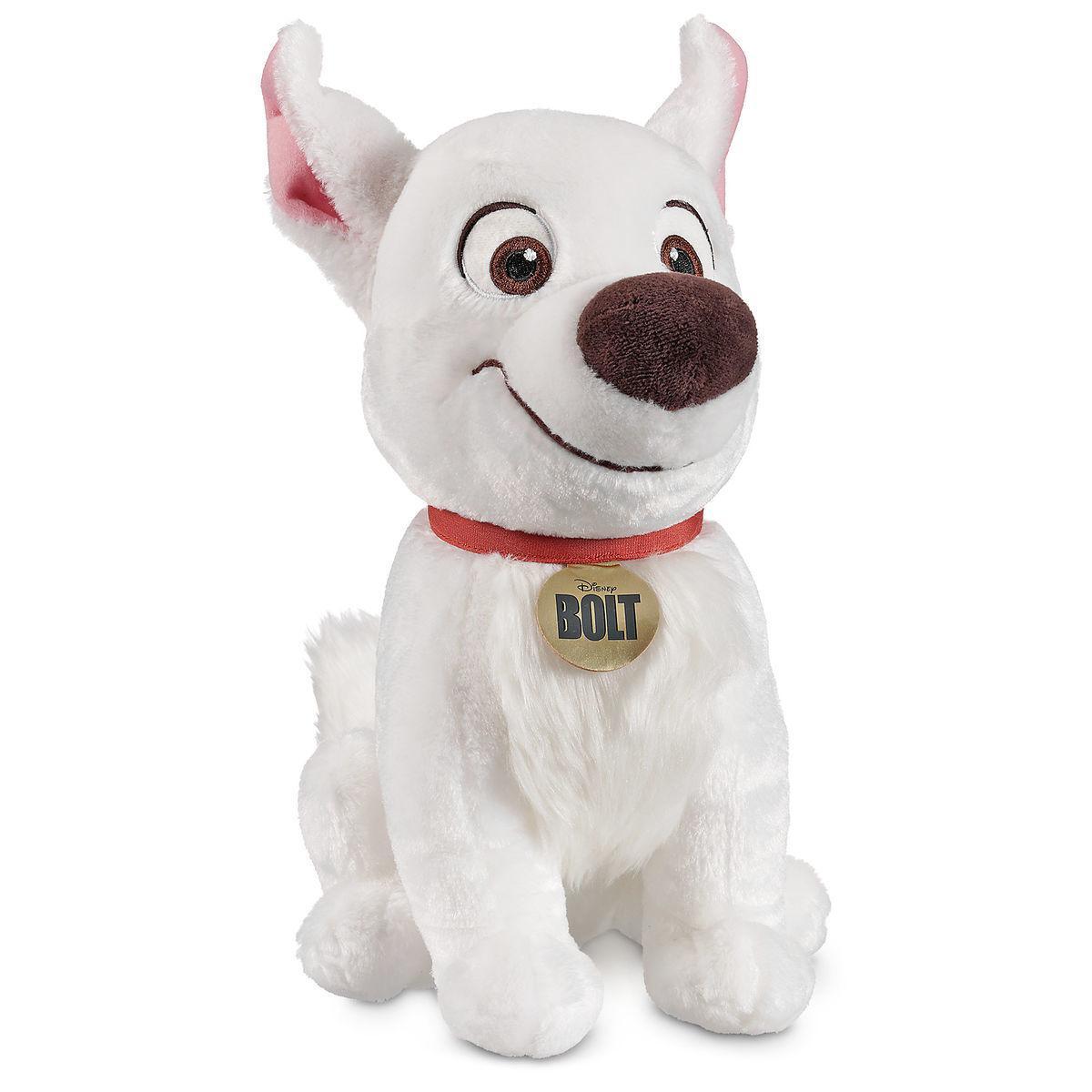 Disney Мягкая игрушка собака Вольт 35см