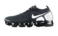Мужские кроссовки  Nike Air VaporMax Flyknit 2 Black/White