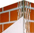 Угол оцинкованный для мокрой штукатурки (сетка) - 3,0 м