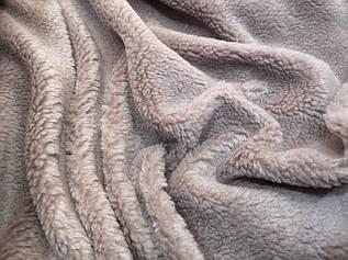 Мех искусственный овчина капучино