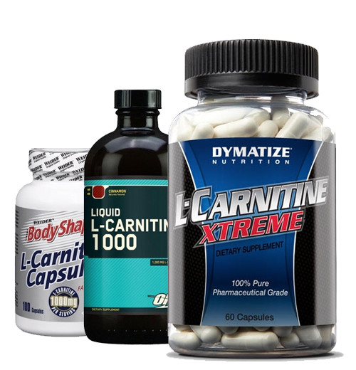 L карнитин