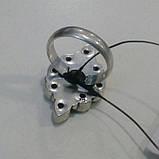 Гранат красивое кольцо с гранатом в серебре. Размер кольца 20. Индия!, фото 4