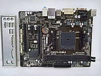 Материнская плата GIGABYTE GA-F2A55M-DS2  FM2+ DDR3, фото 1