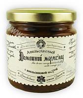 """Мармелад апельсиновый с цедрой """"Рось"""" 240 грамм"""