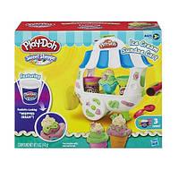 """Пластилин, игровой набор Плей До Play-Doh """"Фургончик мороженого""""  A2106"""