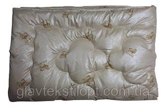 Шерстяное одеяло Люкс евро ТМ Главтекстиль, фото 2