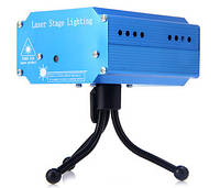 Лазерный проектор Mini Laser Stage 6в1