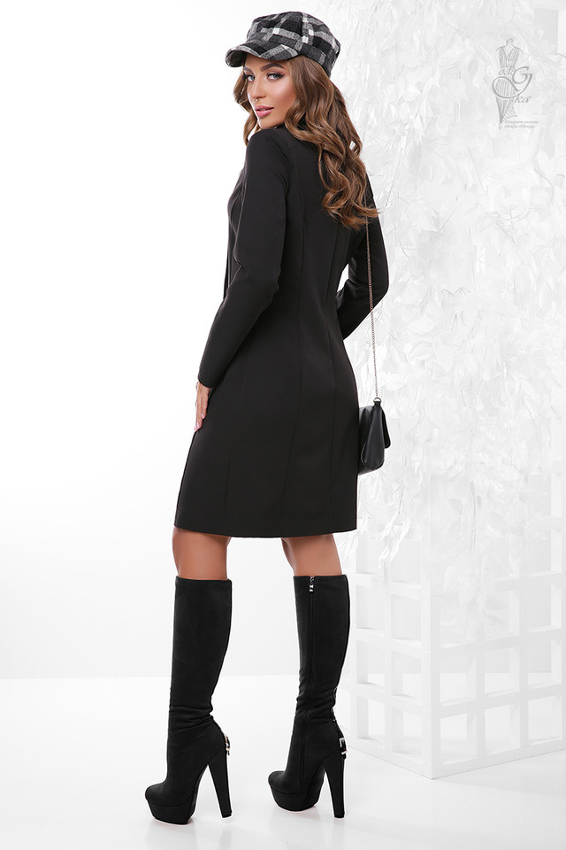 Фото-1 Длинного пиджака женского Марсель
