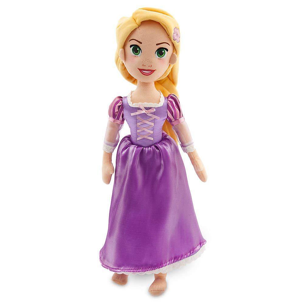 Disney Мягкая игрушка кукла Рапунцель 48см