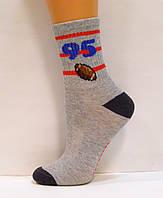 Детские мальчиковые спортивные носки с высокой резинкой