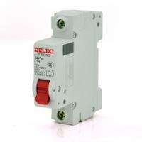 Автоматический выключатель Delixi HDBE DZ47S 1P/16A