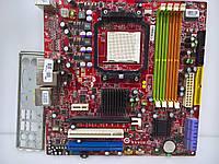 Материнская плата MSI K9NGM3 AM2+/AM3 DDR2