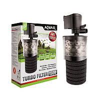 Внутренний фильтр Aquael TURBO FILTER NEW 1500 ( до 350 л)