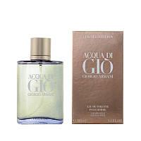 Giorgio Armani Acqua di Gio Limited Edition - мужская туалетная вода