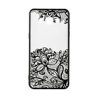 Rock Tatoo Art Case for Samsung J120 (J1-2016) Fantasy Flowers