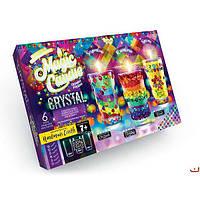 Набор креативного творчества Magic Candle парафиновые свечки, Данко Тойс DankoToys, MgC-02-01, 006151