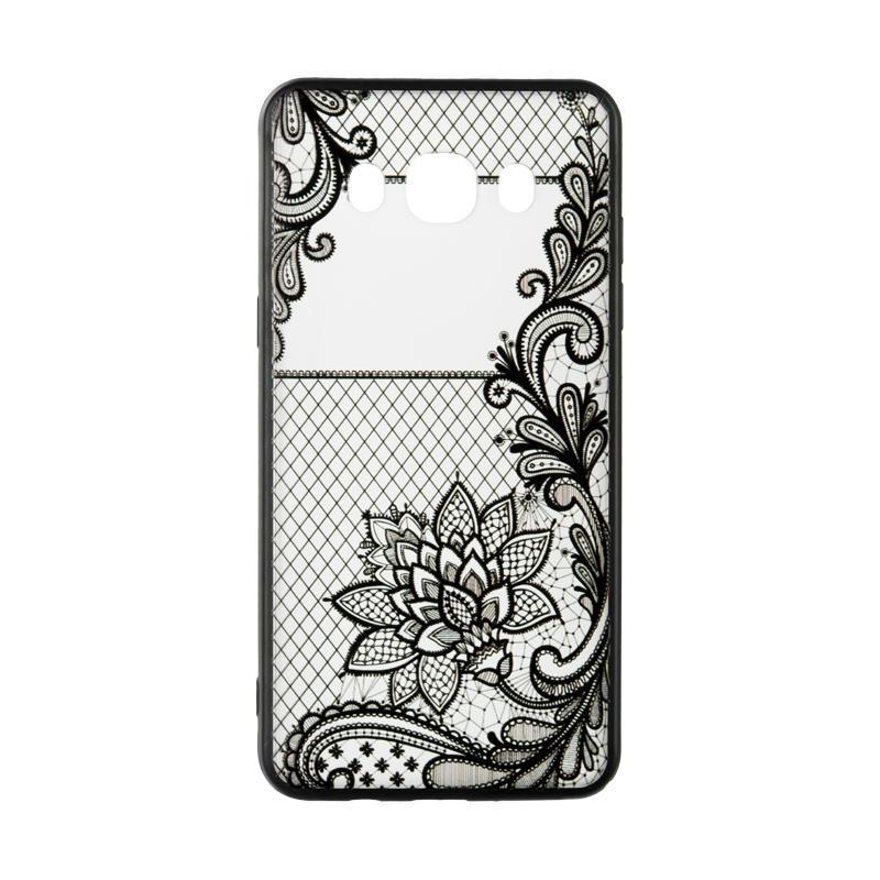 Rock Tatoo Art Case for Samsung J510 (J5-2016) Magic Flowers
