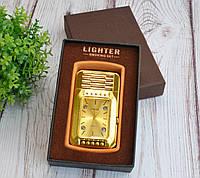 """Запальничка """"Годинник"""" в подарунковій коробочці"""