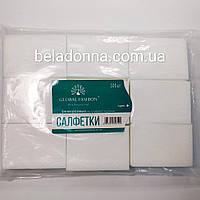 Безворсовые салфетки Global Fashion 300 шт
