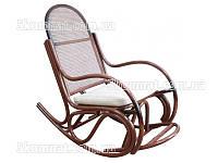 Кресло-качалка из ротанга БРИЗ  (81)