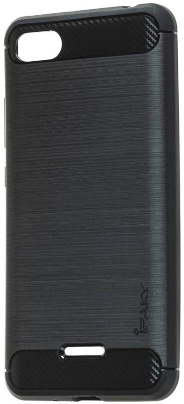 Чохол-накладка iPaky для Xiaomi Redmi 6A Slim ser. TPU Чорний