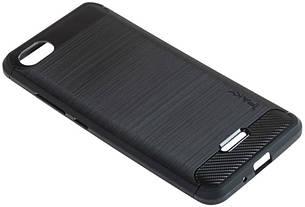 Чохол-накладка iPaky для Xiaomi Redmi 6A Slim ser. TPU Чорний, фото 2