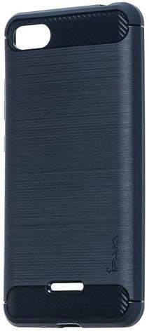Чохол-накладка iPaky для Xiaomi Redmi 6A Slim ser. TPU Синій, фото 2