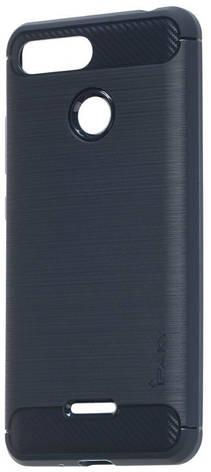 Чохол-накладка iPaky для Xiaomi Redmi 6 Slim ser. TPU Синій, фото 2