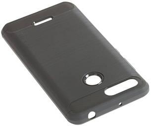 Чохол-накладка iPaky для Xiaomi Redmi 6 Slim ser. TPU Сірий, фото 2