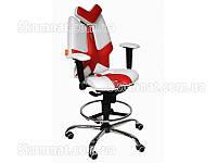 Кресло ортопедическое FLY бел+кр (84)