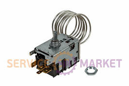 Термостат 077B2668 капиллярный для морозильной камеры Gorenje 348885