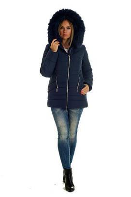 Женская куртка на силиконе