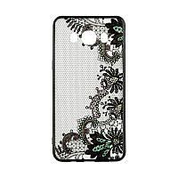 Rock Tatoo Art Case for Samsung J730 (J7-2017) Color Flowers