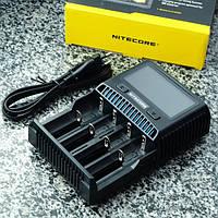 Зарядное устройство Nitecore SC4 18650.16340.14500 и др., фото 1