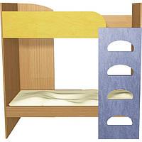 Кровать двухэтажная ДУ-КД 2 (103)