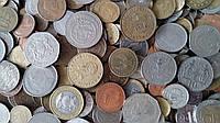 Монеты оптом на вес от 1кг., фото 1