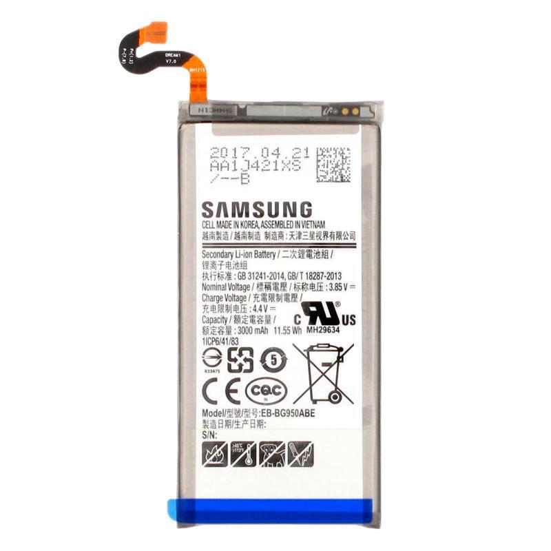 Акб Original Quality Samsung G950 S8 EB-BG950ABE 70-100