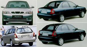 Фары передние для Daewoo Nubira '97-99